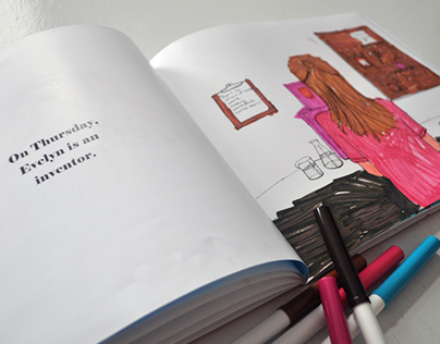 Career Discovery Coloring Books