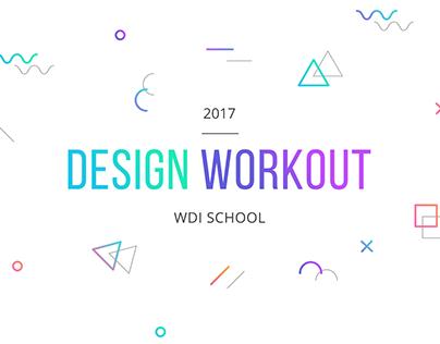 Design Workout WDI 2017