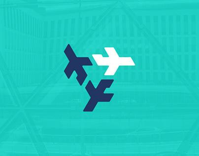 Kraków Airport - logo