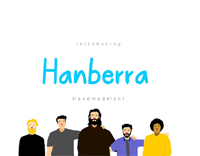 Hanberra Font