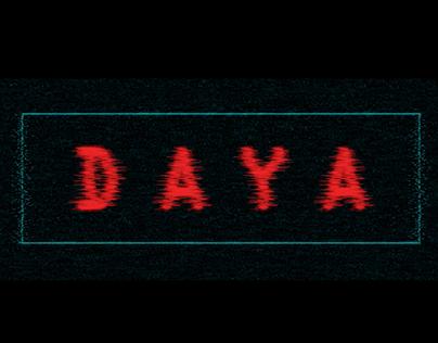 Daya - Sit Still, Look Pretty MV Premiere Spot