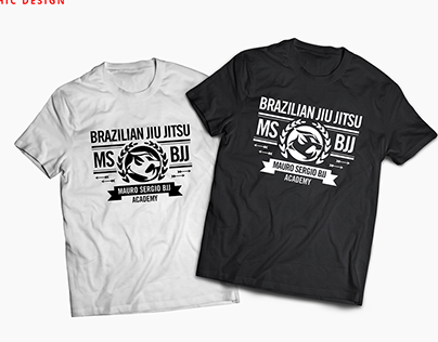 Marketing - Print & Digital - BJJ Academy