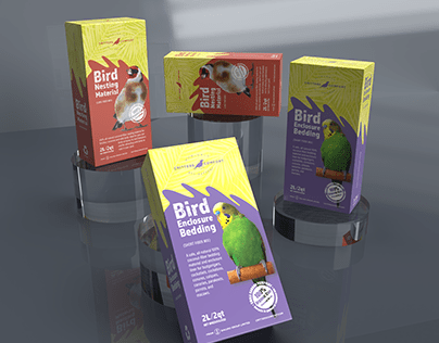 Critters Comfort Bird Products
