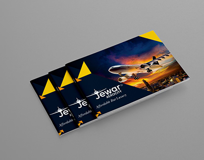 Brand Identity for Jewar Aerocity
