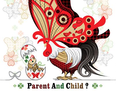 PARENT AND CHILD?/Basketball girls/Basketball boy
