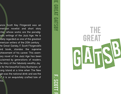great gatsby f scott fitzgerald relies heavily weather environment emphasize events people The great gatsby follows fitzgerald-like, would-be writer nick carraway (tobey maguire) as he leaves the midwest and comes to new york city in the spring of 1922, an era of loosening morals, glittering jazz, bootleg kings, and sky-rocketing stocks.