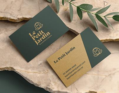 Le Petit Jardin | Branding
