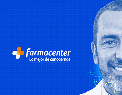 FARMACENTER/ RELANZAMIENTO DE MARCA