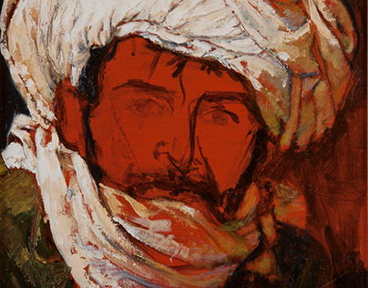 Tuareg portrait