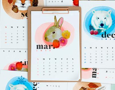 Calendario '15