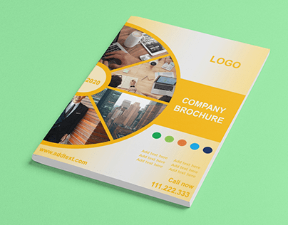 Brochure Design with PowerPoint