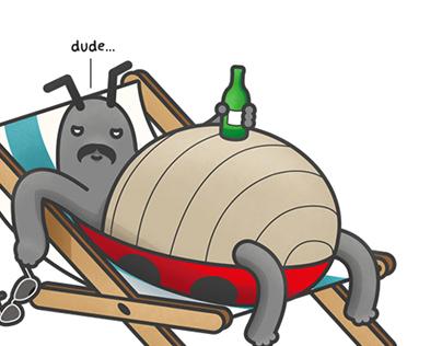 'Lady'bug