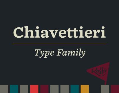 Chiavettieri Type Family
