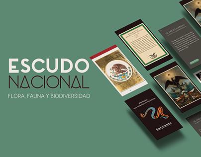 Escudo Nacional / Juego de pistas