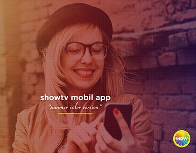 Show Tv Mobil App