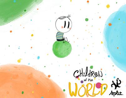 Children of the World Album Cover