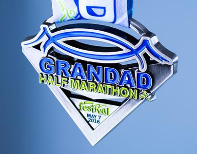 2016 Festival Foods Grandad Half Marathon