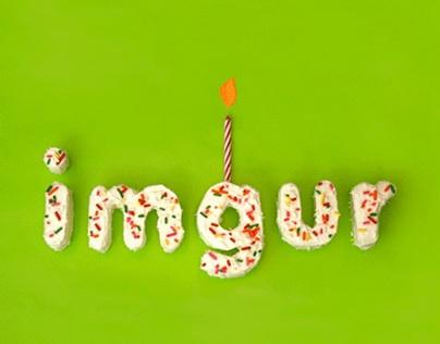 IMGUR's 6th Birthday Party Invitation