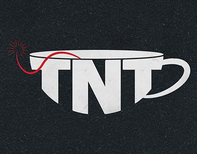 Tetería alternativa TNT  (Naming+logo+tarjeta visita)