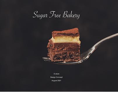 E-store | Sugar Free Bakery