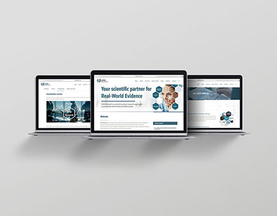 EPID Research - Visual Identity and Website