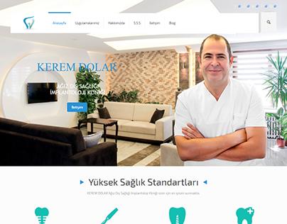 Dt Kerem Dolar   Adana Uzman Diş Hekimi, Diş Polikliniğ