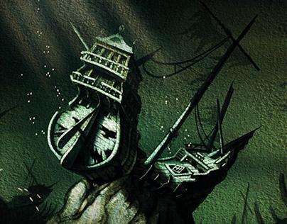 Friedhof der Schiffe