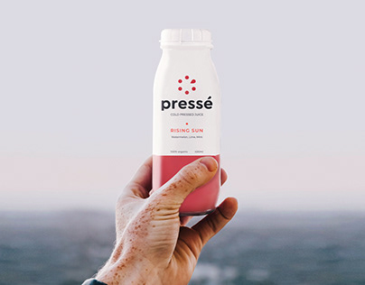 Pressé - Cold Pressed Juices