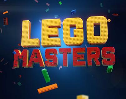 LEGO Masters: Main Title