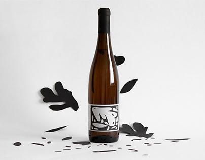 Garden wine | series of labels