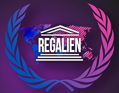 Regalien Model United Nations - Branding & Designing