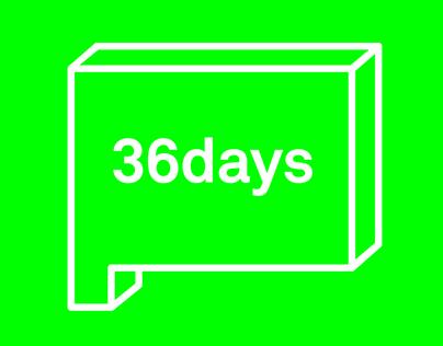 36 Days Of Type 04.