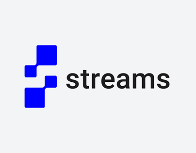 Streams Logo & Branding