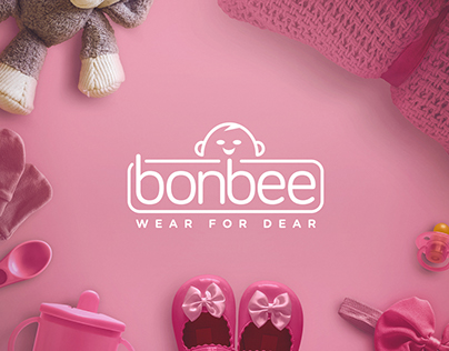 BONBEE - Indian Baby Wear, Branding and Package Design