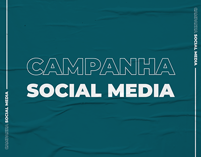 Campanha Social media