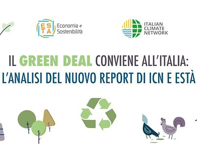 Perché il Green deal conviene all'Italia?