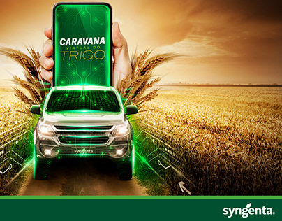 Agro - Caravana Virtual do Trigo