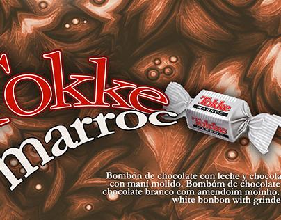 Packaging Bombones Tokke