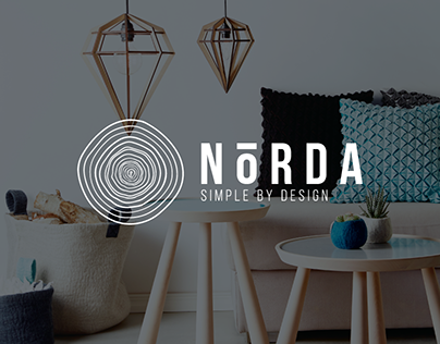 NORDA - Brochure design