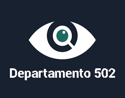 Departamento 502