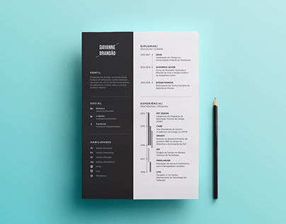 Curriculo/Resume