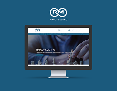 RM Consulting - Website