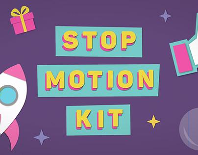 Stop Motion Kit
