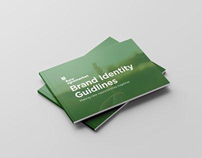 logo design / brandbook