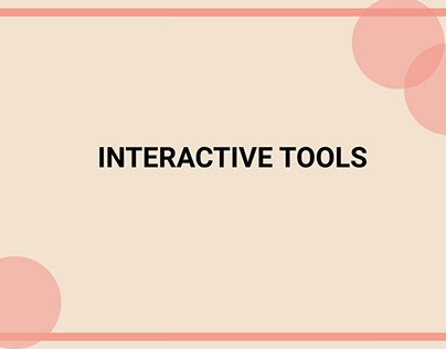 Interactive Tools Project