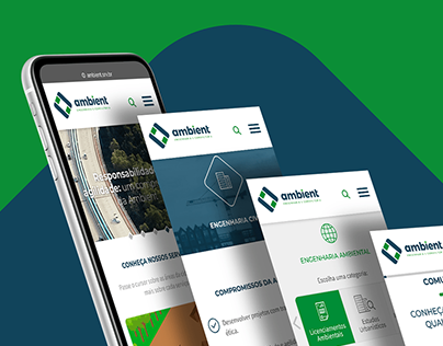 Ambient - Website