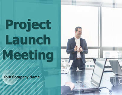 Project Launch Meeting PowerPoint Presentation