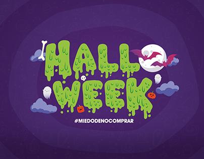 Campaña Halloween 2019