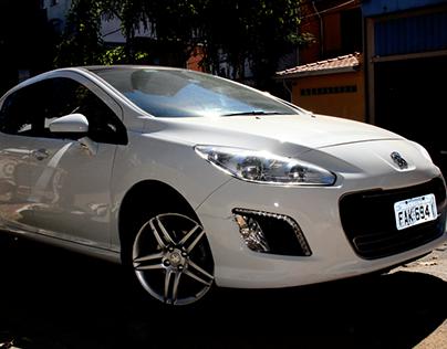 Fotos de Divulgação - Peugeot 308
