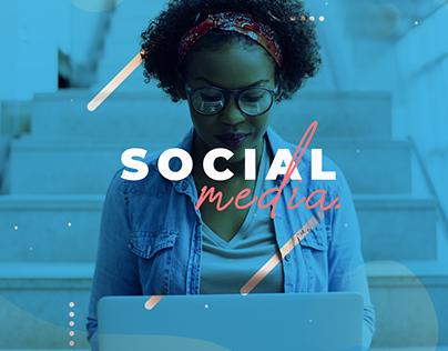 Social Media Faculdades Objetivo